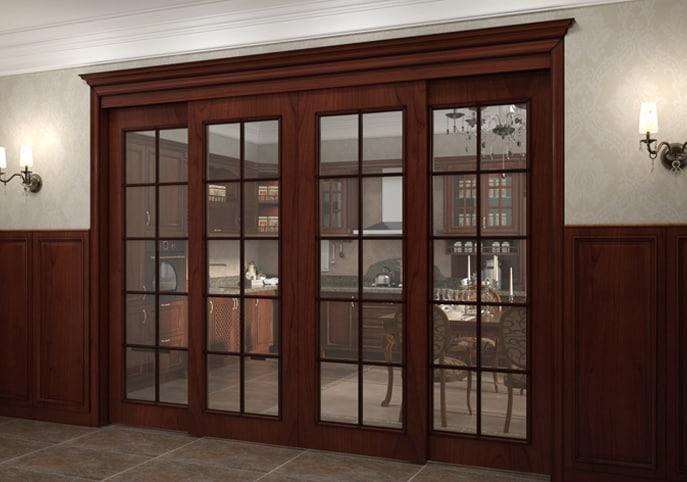 DOWNTON Interior doors