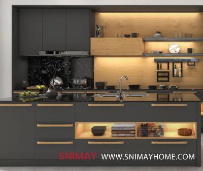 WONDERFUL AGE Kitchen Cabinets