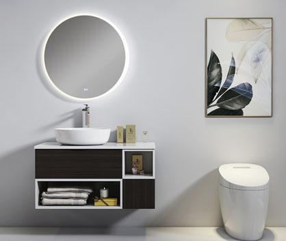 Wall bathroom vanity-VC0001 series