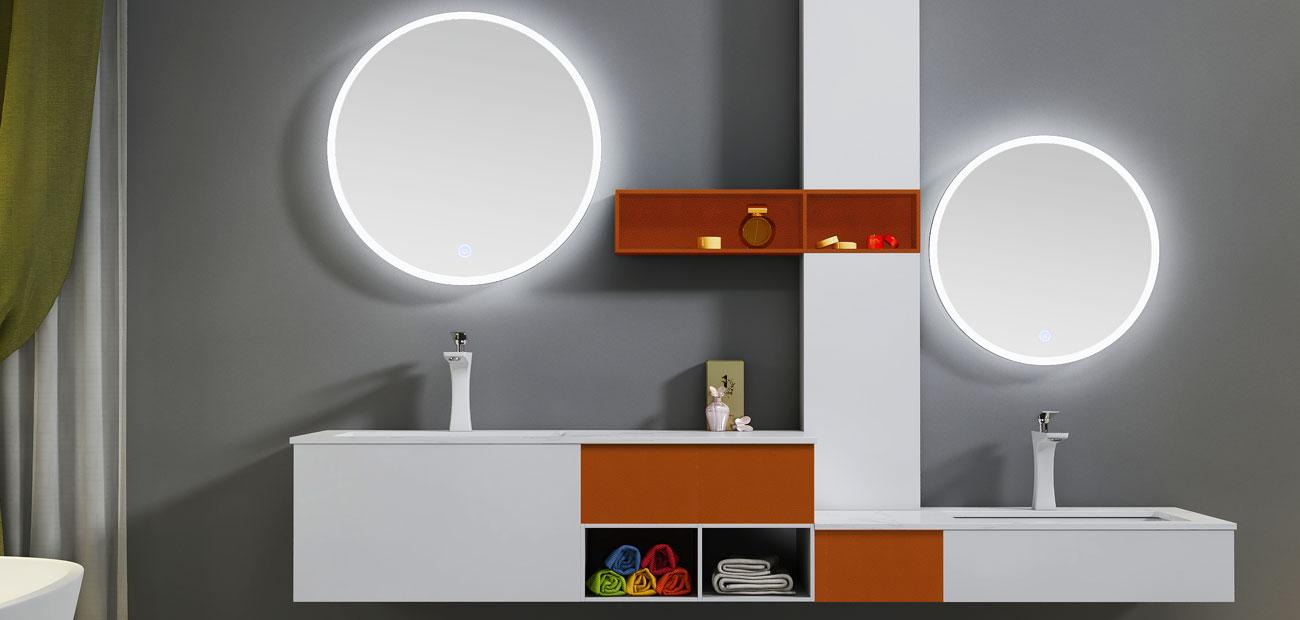 Bathroom vanity-VC0009 series