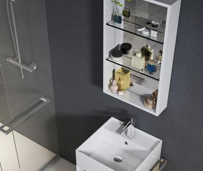 Bathroom vanity-VC0015 series