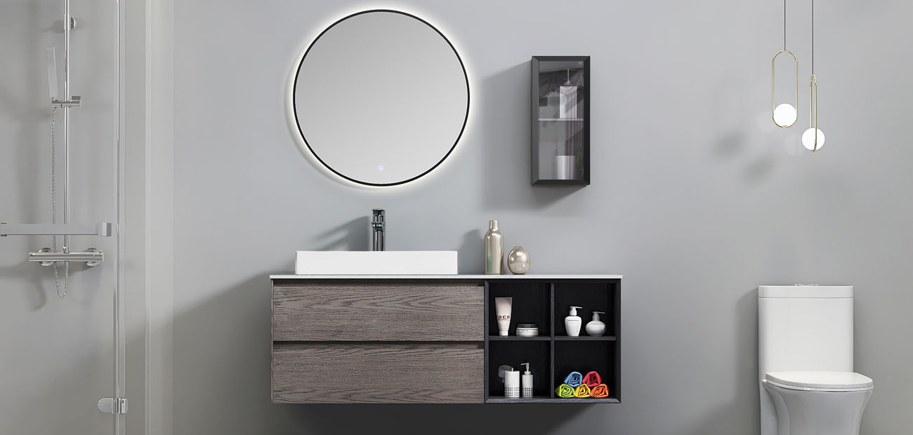 Bathroom vanity-VC0017 series
