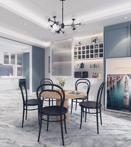 MONET IMPRESSION Whole House Design