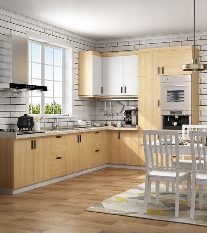 MODERN TIME Kitchen Cabinets