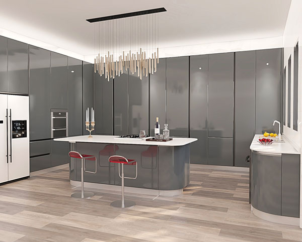 BACCARAT Kitchen Cabinet
