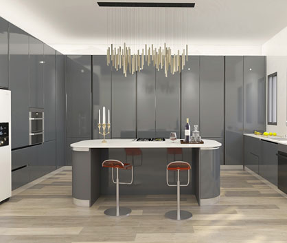 BACCARAT Kitchen Cabinet