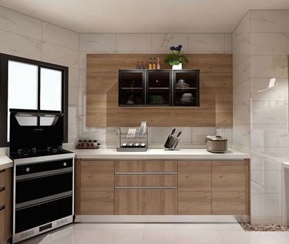 CARATTERE Kitchen Cabinet