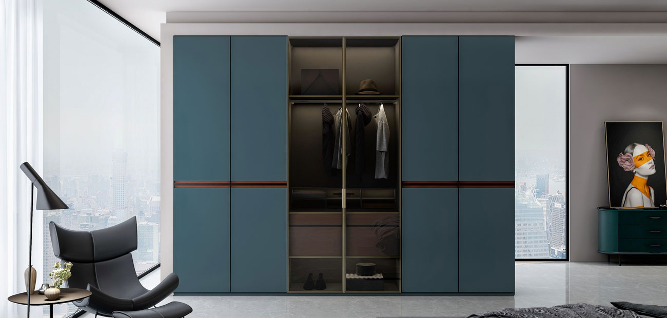 SIMPLIFIED Wardrobe