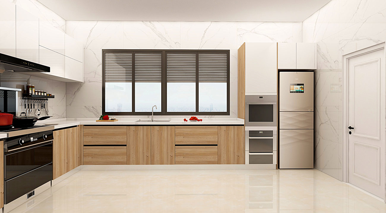 ARTWOOD Kitchen Cabinet