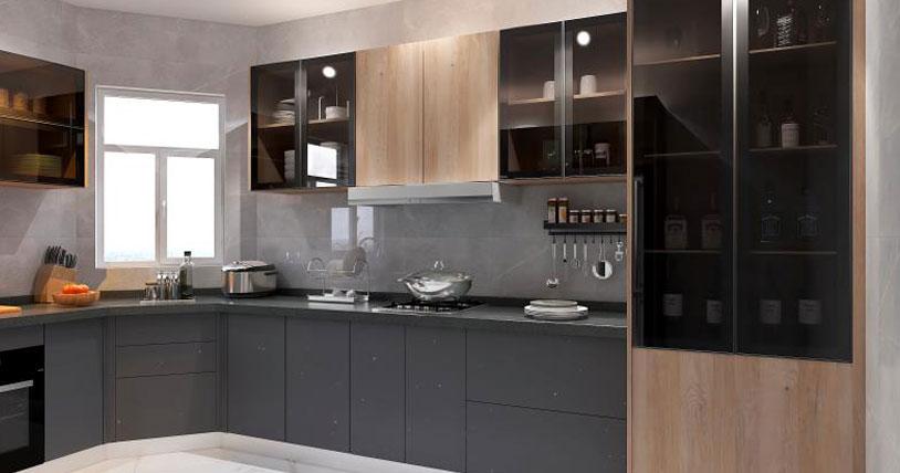 FERRO Kitchen Cabinet