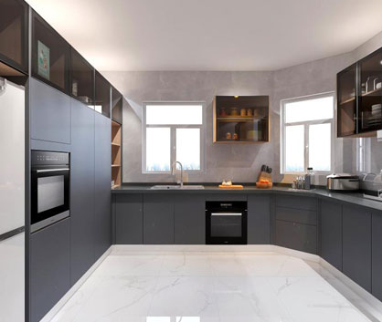 FERRO Kitchen Cabinet