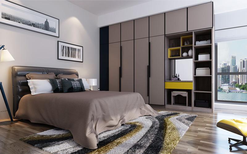 Good Sleep Is Good Mood, The Bedroom Decorates Schemes