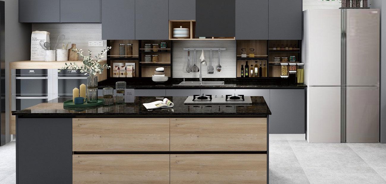 Mendini Kitchen Cabinets