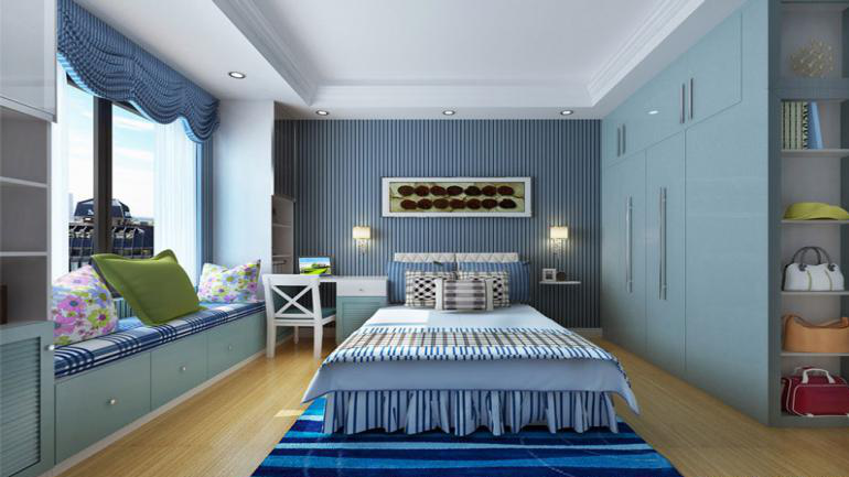 Super Great Design Styles of Children' s Bedroom, Easy to Choose