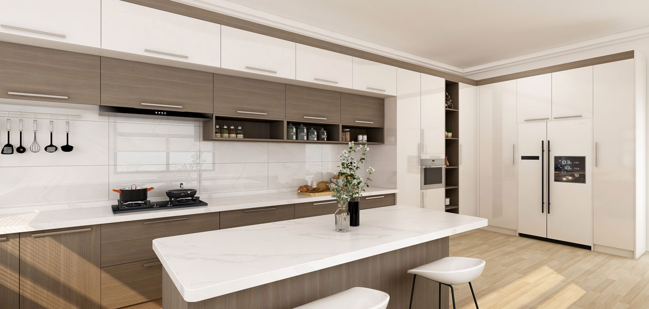 Aman Kitchen Cabinet