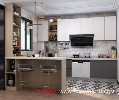 Auleset Kitchen Cabinet