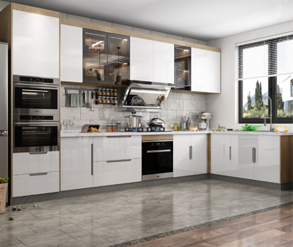 Bonace Kitchen Cabinet
