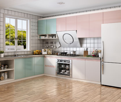 Eocoyar Kitchen Cabinet