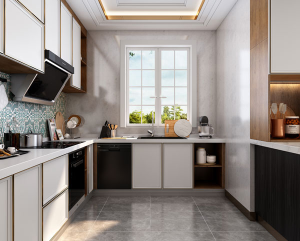 Goldace Kitchen Cabinet