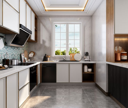 Goldace Kitchen Cabinet
