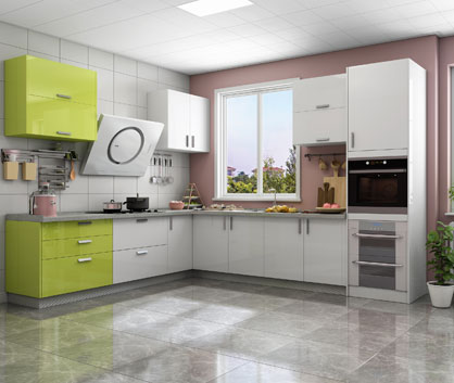 Realace Kitchen Cabinet
