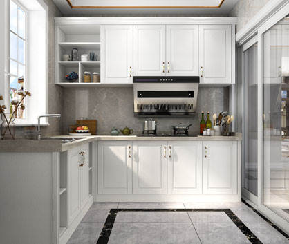 Sundeau Kitchen Cabinet