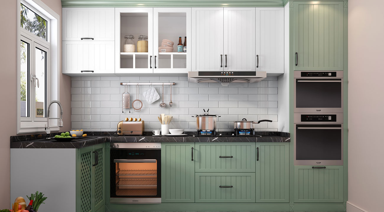 Varycamo Kitchen Cabinet