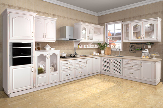Four Common Cabinet Layouts