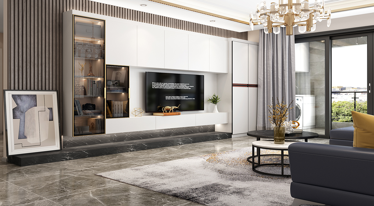 ECHELON whole house design