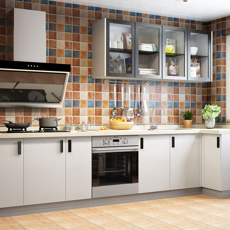 Introduction to Wood Veneer Kitchen Cabinets