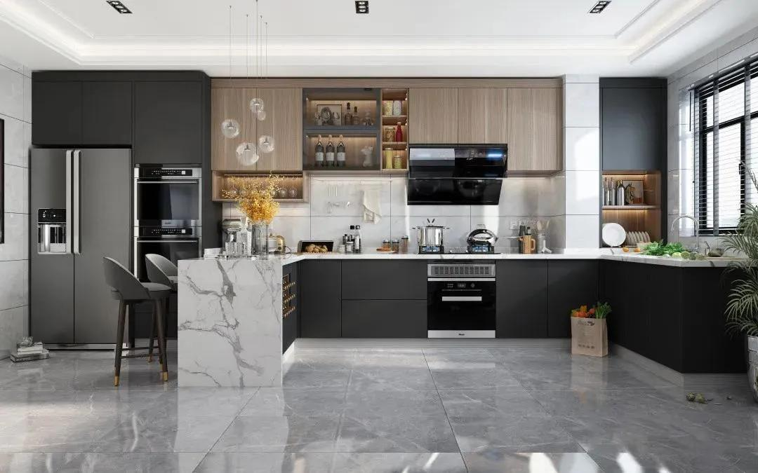 How to Choose Kitchen Counter?