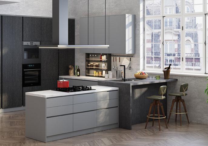 Valencia Kitchen Cabinet