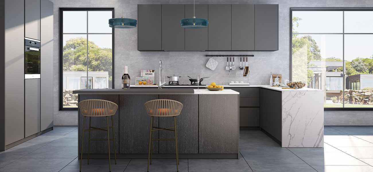 Lema Kitchen Cabinet