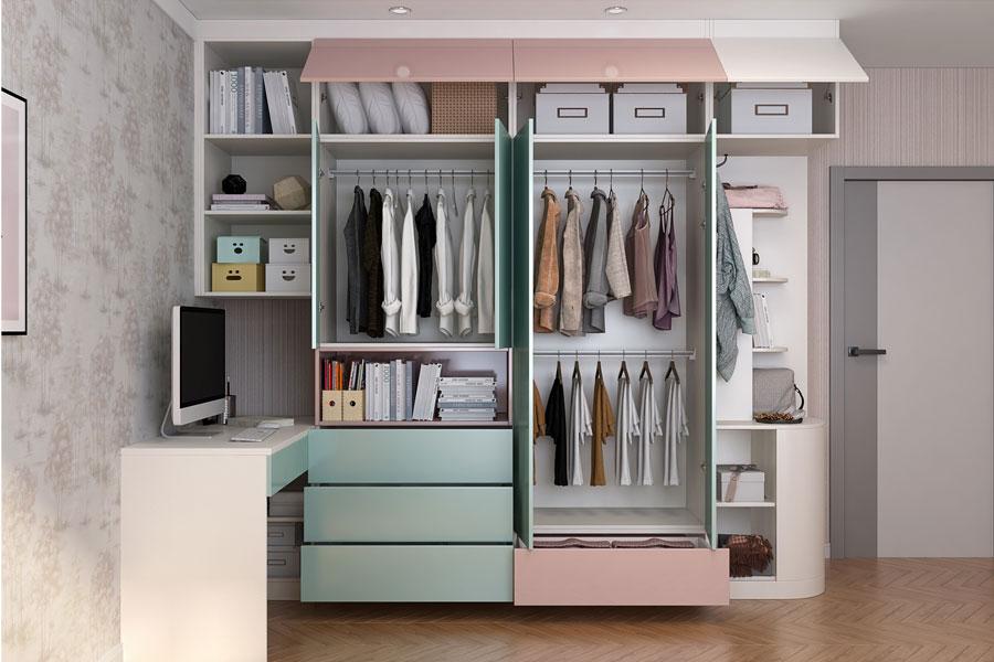 Wardrobe Design Plan