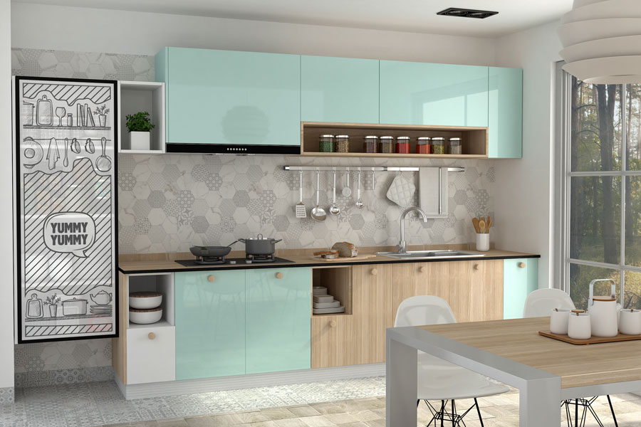 Pros and Cons of Lacquer Kitchen Cabinets