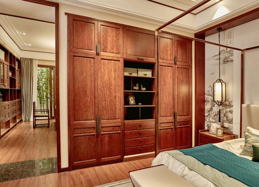 Classical Wardrobe Design