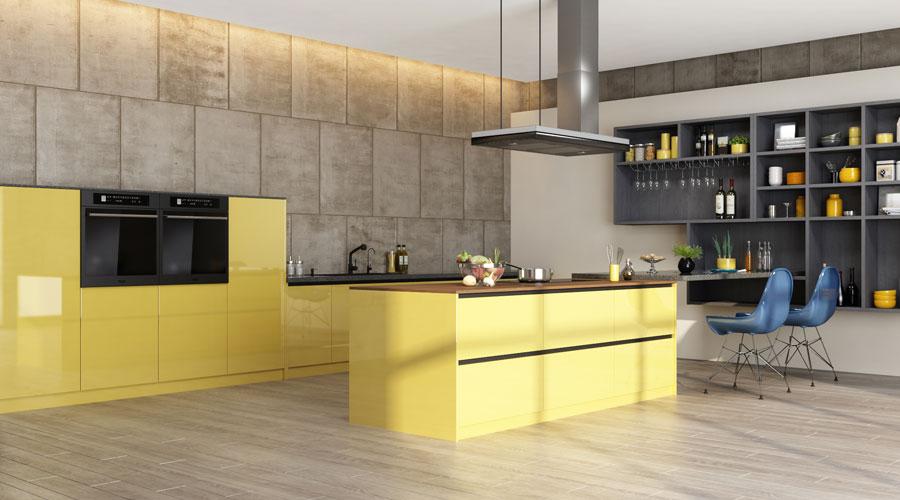 SN20-KCL043 Kitchen Cabinet