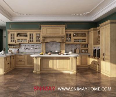 SN20-KCS008 Kitchen Cabinet