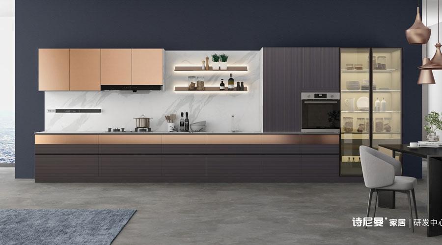 SN21-KC003 Kitchen Cabinet
