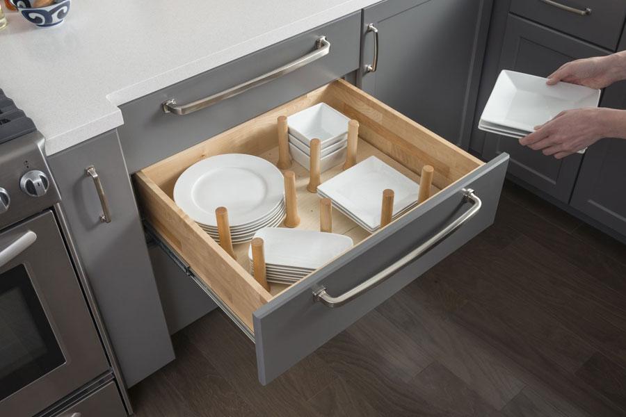 Kitchen Cabinet Accessories Options