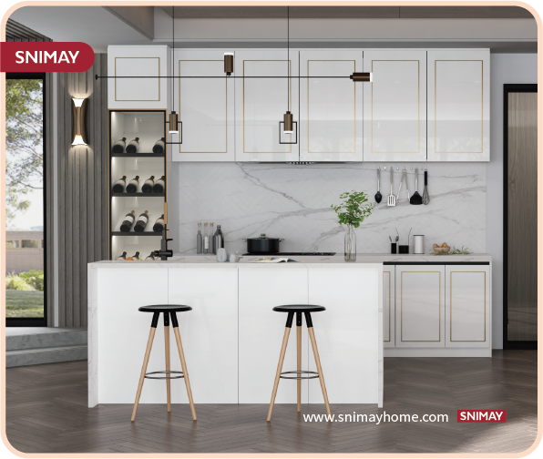 SN20-KCL042 Kitchen Cabinet