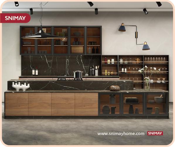 SN20-KCM026 Kitchen Cabinet