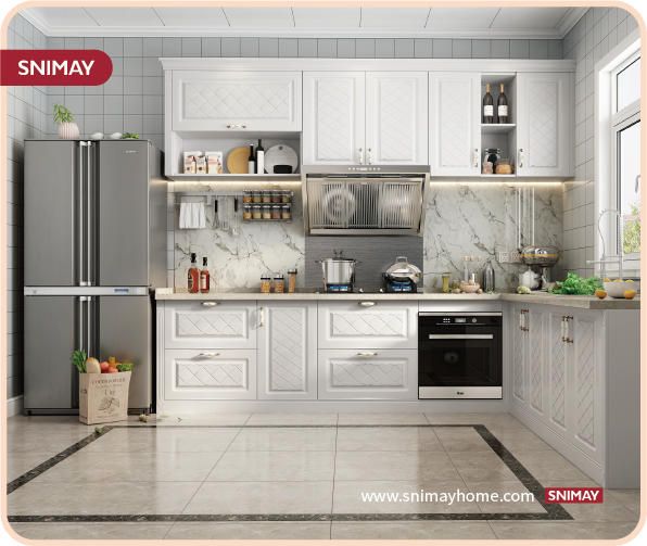 Rayocon Kitchen Cabinet