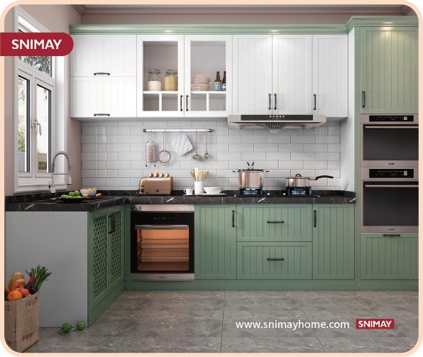 Varycamo Kitchen Cabinet