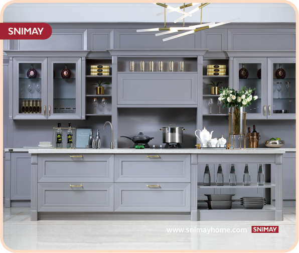 ANDY DREAM SALLY Kitchen Cabinets