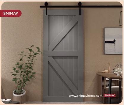 BARN DOOR Interior doors
