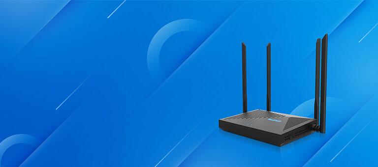 AC1 200 Dual Band Gigabit WIFI Router WR135G