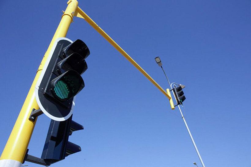 Design of Traffic Light Control System