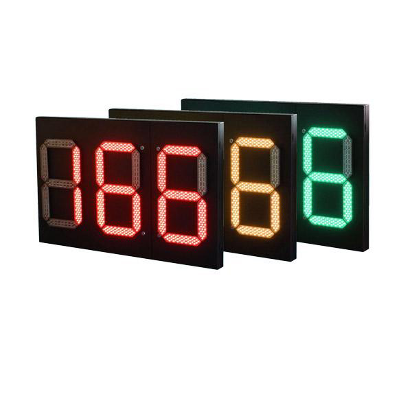 Requirements for Appearance and Identification of Traffic Countdown Timer