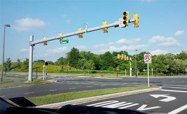 American TRAFFIC LIGHT Project